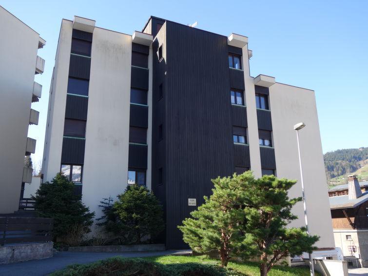 Wakacje w górach Apartament 3 pokojowy 6 osób (1) - Fleurs des Alpes - Saint Gervais - Na zewnątrz latem