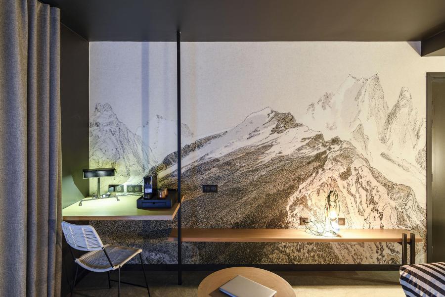Wakacje w górach Folie Douce Hôtel - Chamonix - Biuro