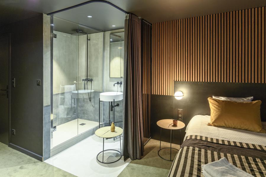 Vacaciones en montaña Folie Douce Hôtel - Chamonix - Cuarto de baño con ducha