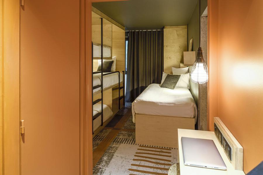 Vacaciones en montaña Folie Douce Hôtel - Chamonix - Espacio de noche