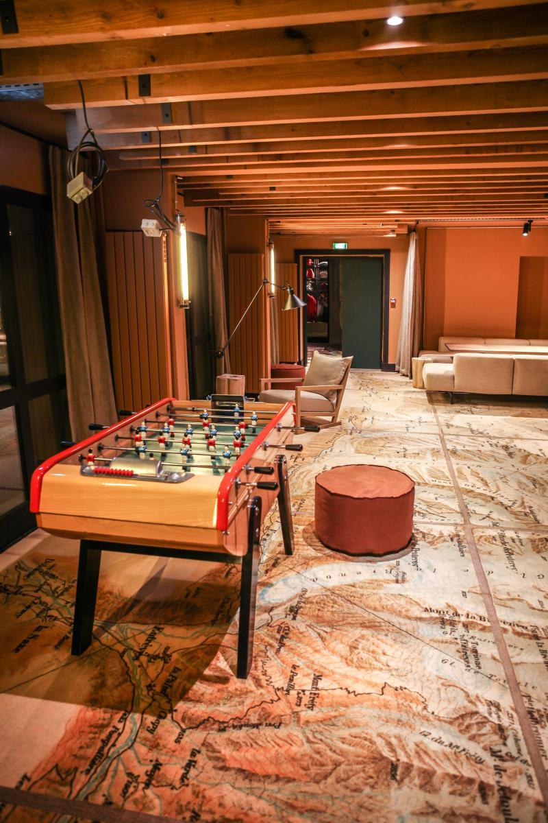 Vacaciones en montaña Folie Douce Hôtel - Chamonix