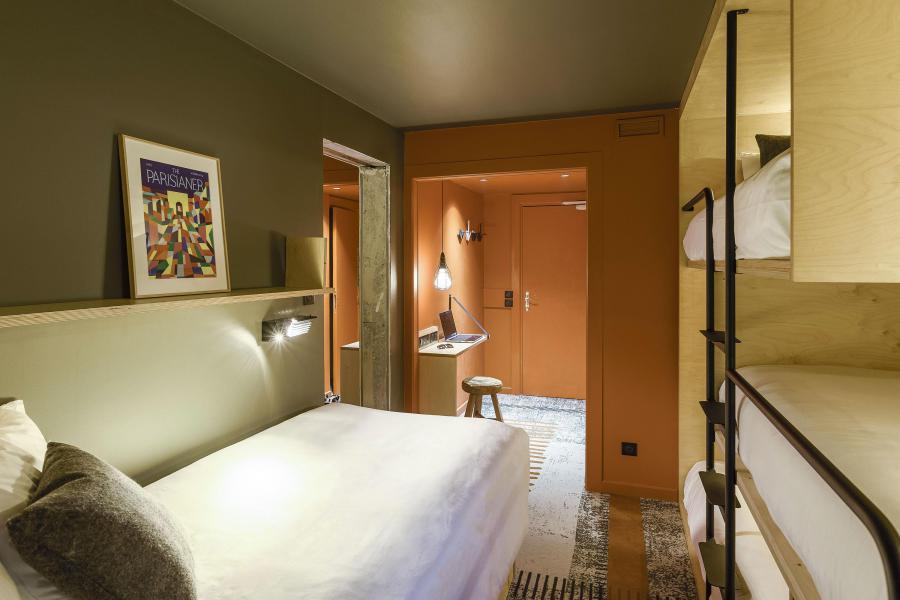 Wakacje w górach Folie Douce Hôtel - Chamonix - Łóżkami piętrowymi