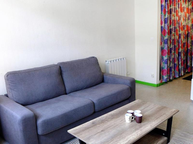 Holiday in mountain resort 1 room apartment 2 people (5) - Gentiane - Chamonix - Accommodation