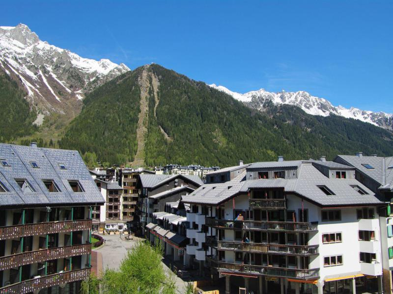 Holiday in mountain resort 3 room apartment 6 people (3) - Gentiane - Chamonix - Accommodation