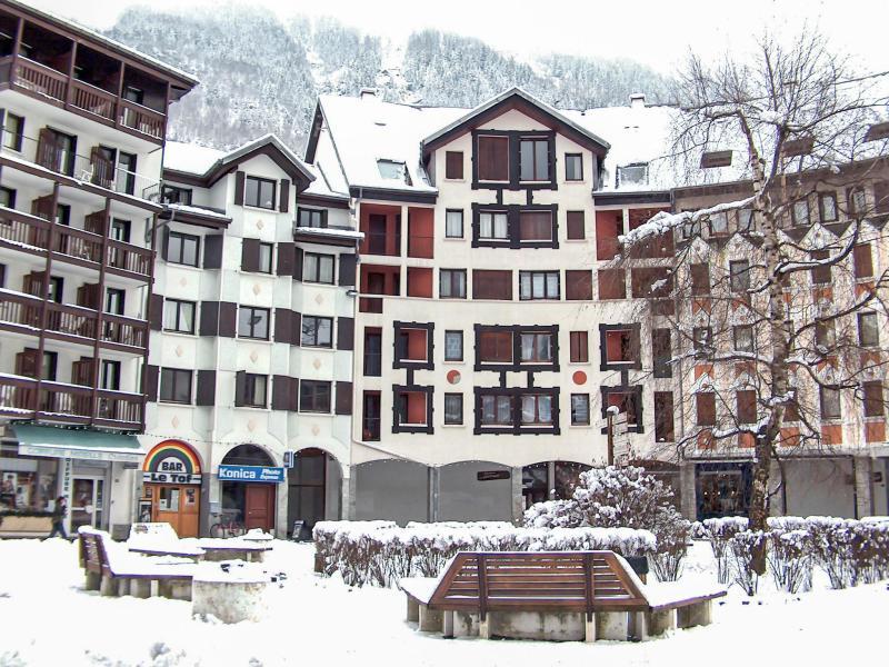 Vakantie in de bergen Gentiane - Chamonix