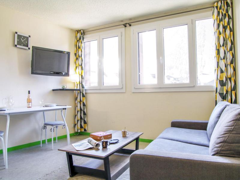 Vakantie in de bergen Appartement 1 kamers 2 personen (5) - Gentiane - Chamonix - Verblijf