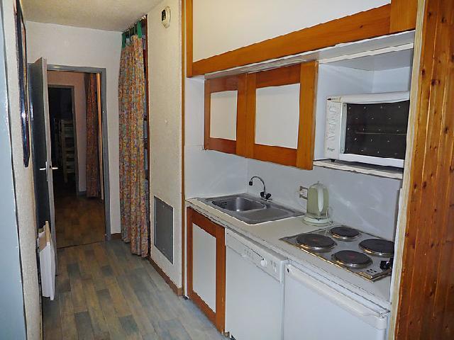 Vakantie in de bergen Appartement 3 kamers 6 personen (3) - Gentiane - Chamonix - Verblijf