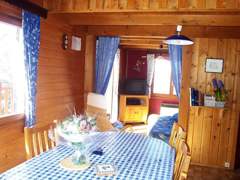 Wakacje w górach Domek górski 2 pokojowy 6 osób (1) - Gerbépal - Gérardmer - Zakwaterowanie