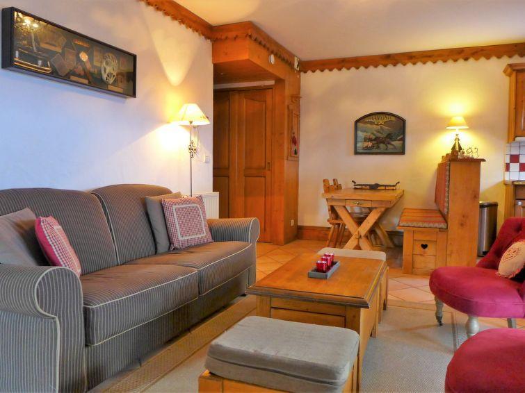 Wakacje w górach Apartament 3 pokojowy 4 osób (1) - Ginabelle 1 - Chamonix - Na zewnątrz latem
