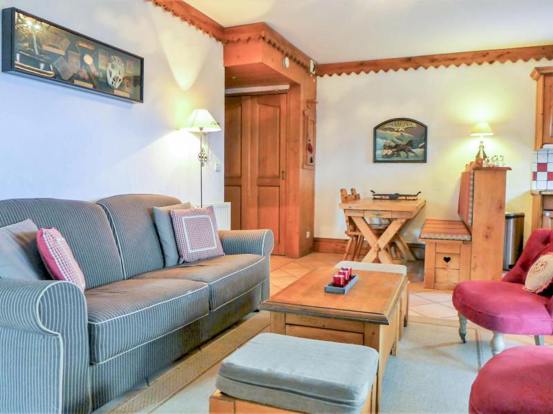 Wakacje w górach Apartament 3 pokojowy 4 osób (1) - Ginabelle 1 - Chamonix