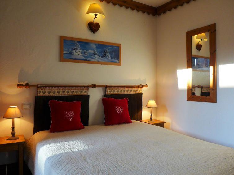 Wakacje w górach Apartament 3 pokojowy 4 osób (1) - Ginabelle 1 - Chamonix - Zakwaterowanie