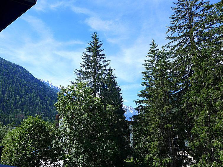 Holiday in mountain resort 2 room apartment 4 people (3) - Grand Roc - Chamonix - Accommodation
