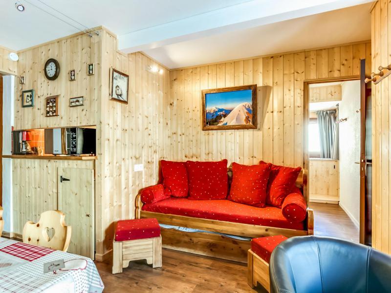 Vacaciones en montaña Apartamento 3 piezas para 6 personas (1) - Grand Roc - Tignes