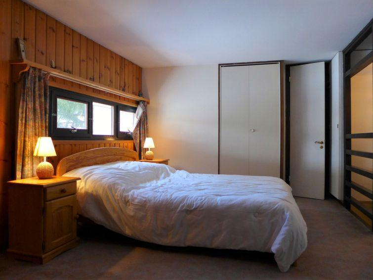 Holiday in mountain resort 1 room apartment 4 people (4) - Grand Roc - Chamonix - Summer outside
