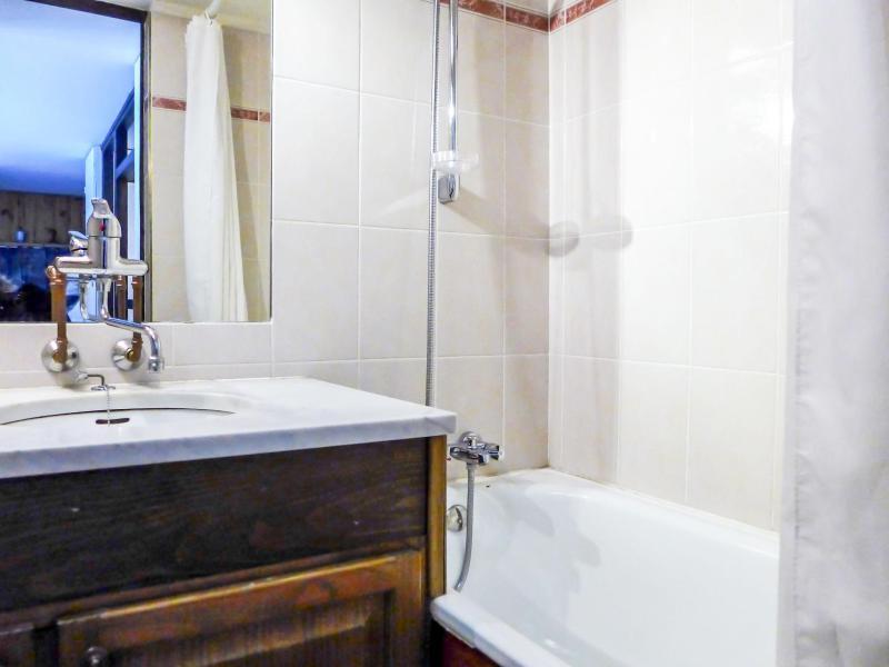 Vakantie in de bergen Appartement 1 kamers 4 personen (4) - Grand Roc - Chamonix