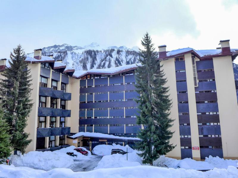 Vakantie in de bergen Grand Roc - Chamonix