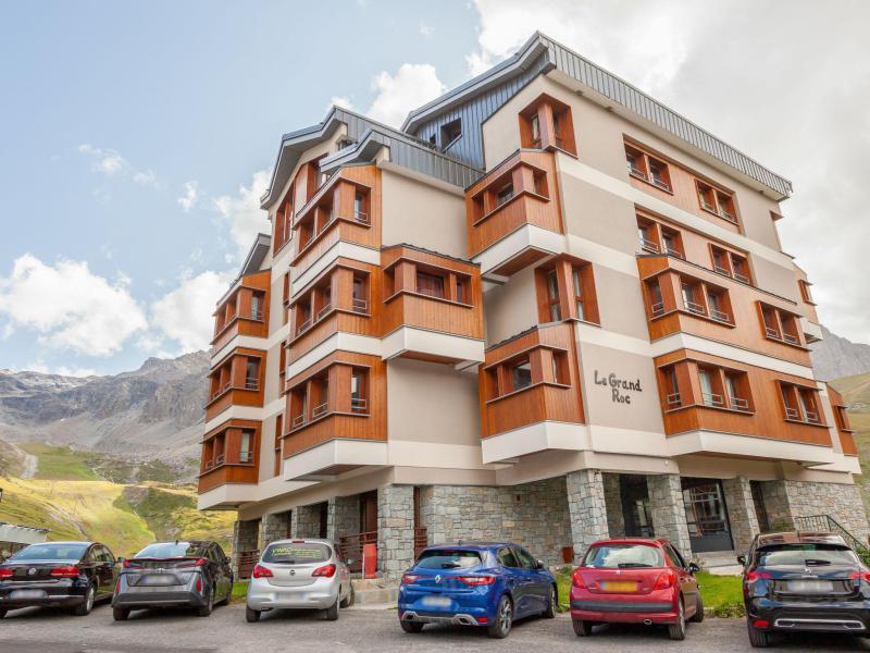 Vacaciones en montaña Apartamento 3 piezas para 6 personas (1) - Grand Roc - Tignes - Verano