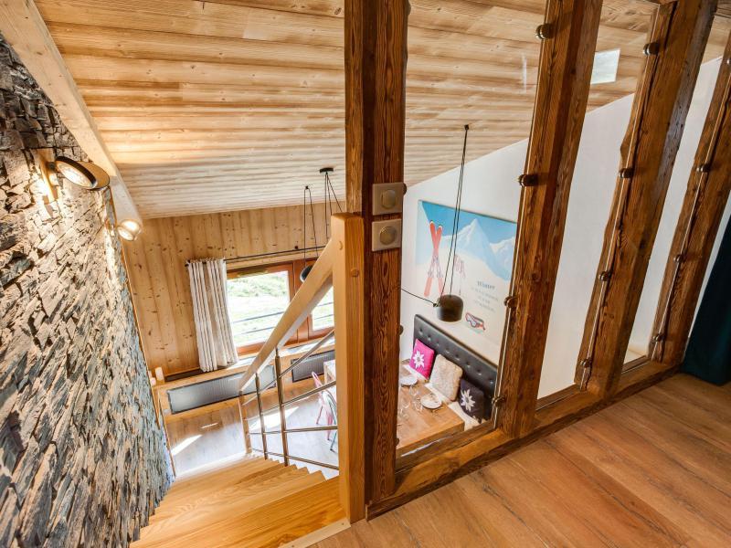 Wakacje w górach Apartament 3 pokojowy 8 osób (2) - Grand Roc - Tignes