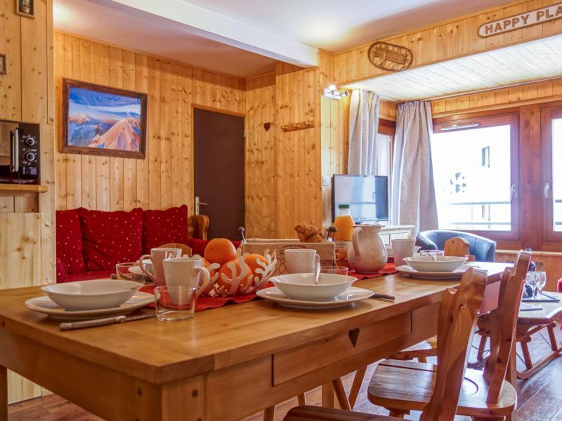 Wakacje w górach Apartament 3 pokojowy 6 osób (1) - Grand Roc - Tignes