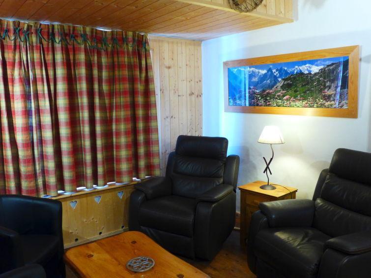 Wakacje w górach Apartament 3 pokojowy 6 osób (1) - Grand Roc - Tignes - Zakwaterowanie