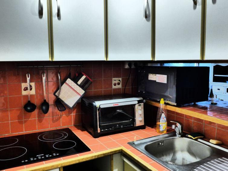 Vacaciones en montaña Apartamento 3 piezas para 6 personas (1) - Grand Roc - Tignes - Alojamiento