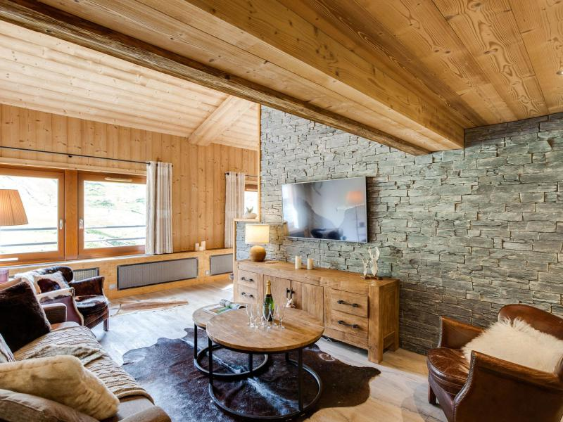 Vacaciones en montaña Apartamento 3 piezas para 8 personas (2) - Grand Roc - Tignes - Alojamiento