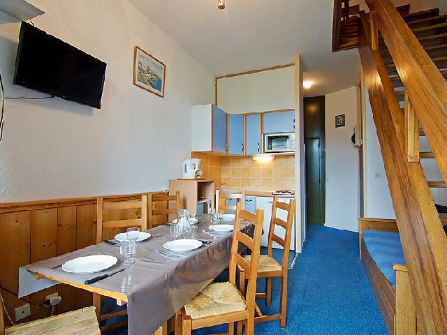 Holiday in mountain resort 3 room apartment 7 people (2) - Grande Masse - Les Menuires - Accommodation