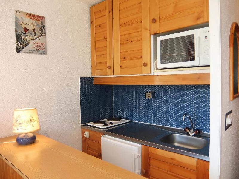 Holiday in mountain resort 1 room apartment 4 people (1) - Grande Masse - Les Menuires