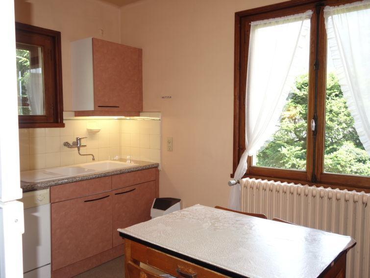 Urlaub in den Bergen 3-Zimmer-Appartment für 6 Personen (1) - Grizzli - Saint Gervais - Unterkunft