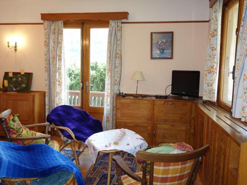 Wakacje w górach Apartament 3 pokojowy 6 osób (2) - Grizzli - Saint Gervais