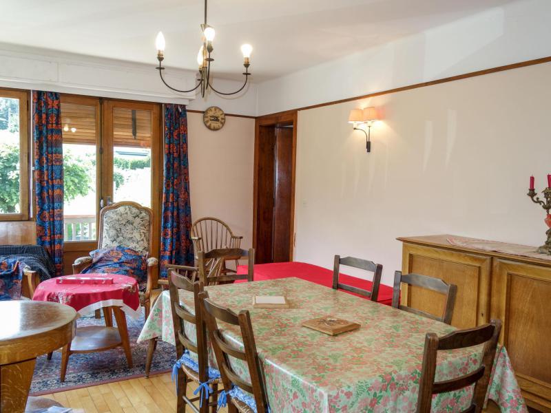 Wakacje w górach Apartament 3 pokojowy 6 osób (1) - Grizzli - Saint Gervais