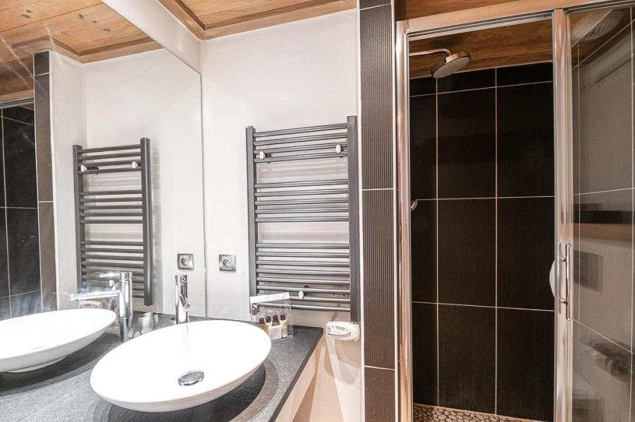 Urlaub in den Bergen 3-Zimmer-Appartment für 6 Personen - Hameau de la Blaitiere - Chamonix