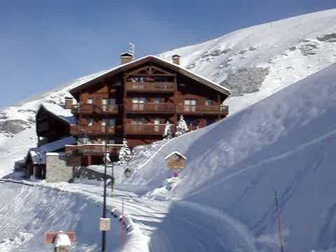 Vacaciones en montaña Hameau de la Sapinière - Chalet Cembro - Les Menuires