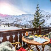 Vacaciones en montaña Hameau des Marmottes - Les Menuires