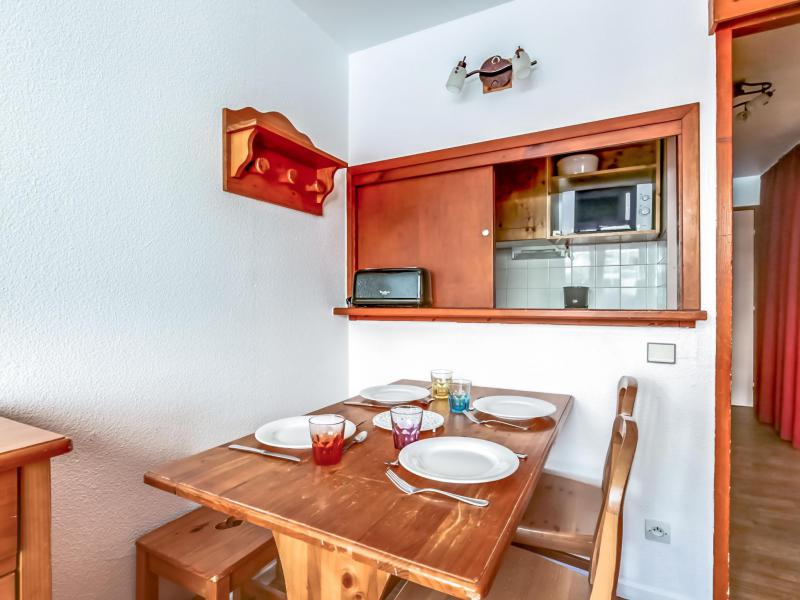 Holiday in mountain resort 1 room apartment 4 people (11) - Hameau du Borsat - Tignes - Accommodation