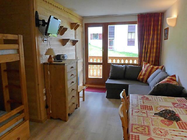Vakantie in de bergen Appartement 2 kamers bergnis 4 personen (1) - Hameau du Borsat - Tignes - Verblijf