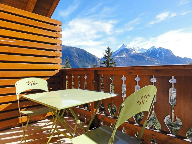 Vacaciones en montaña Apartamento 4 piezas para 6 personas (HAUCAT) - Hauts de Briançon - Serre Chevalier
