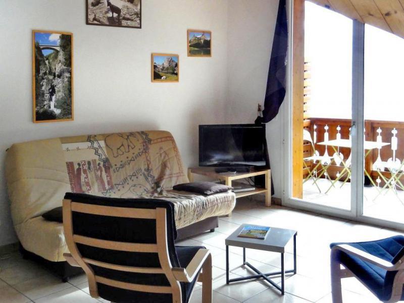 Wakacje w górach Apartament 3 pokojowy 6 osób (HAUCAT) - Hauts de Briançon - Serre Chevalier