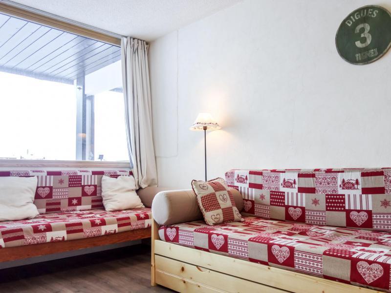Holiday in mountain resort 1 room apartment 4 people (6) - Home Club - Tignes - Accommodation