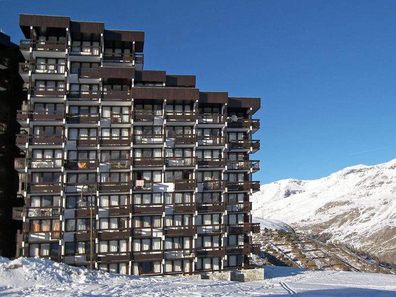 Vakantie in de bergen Studio bergnis 4 personen (1) - Home Club - Tignes