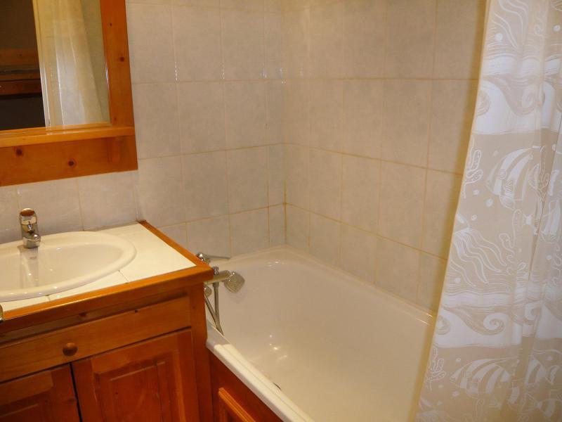Holiday in mountain resort Studio sleeping corner 4 people (1) - Home Club - Tignes - Bathroom