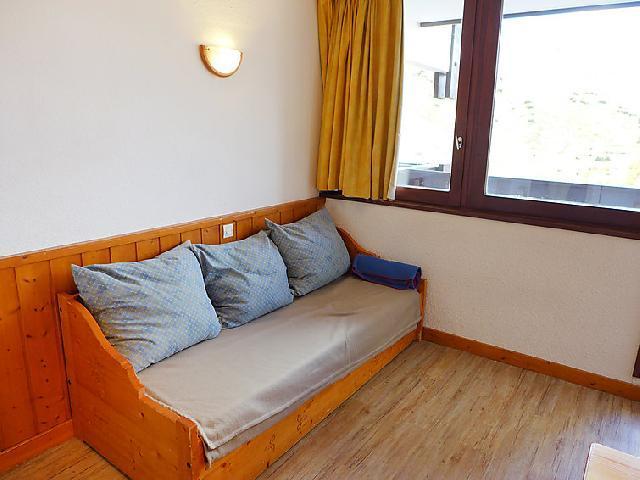 Holiday in mountain resort Studio sleeping corner 4 people (1) - Home Club - Tignes - Bench seat