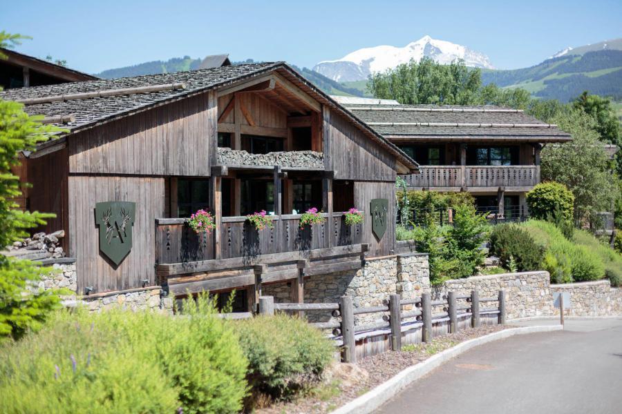 Vacaciones en montaña Hôtel Alpaga - Megève - Verano