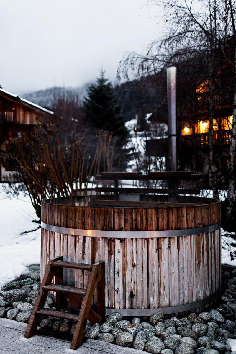 Vacaciones en montaña Hôtel Alpaga - Megève