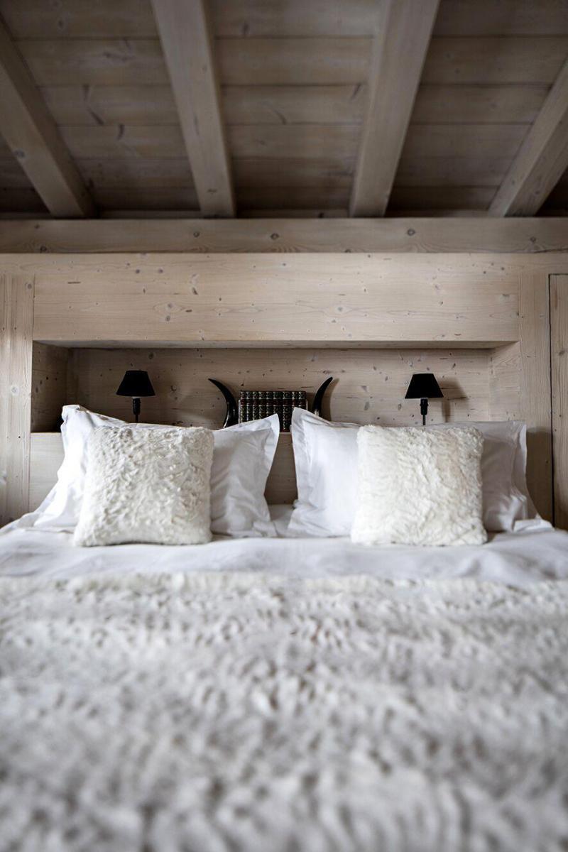 Vacaciones en montaña Habitación clásico - Hôtel Alpaga - Megève - Habitación