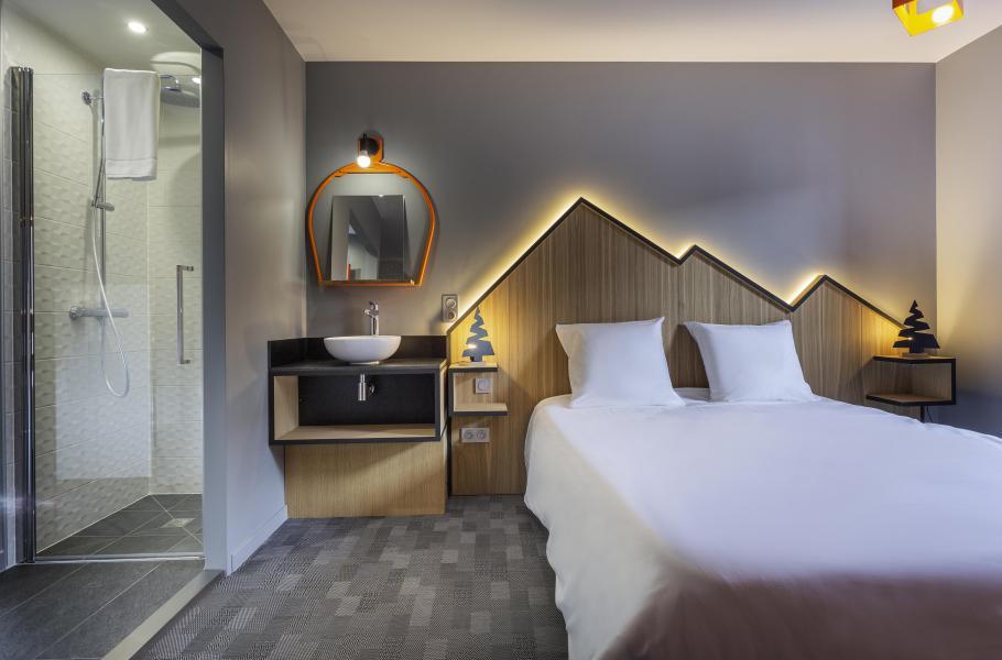 Vacances en montagne Hôtel Base Camp Lodge - Les Arcs