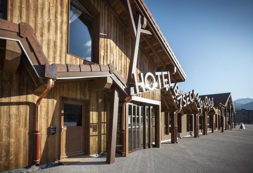 Alquiler al esquí Hôtel Base Camp Lodge - Les Arcs - Verano