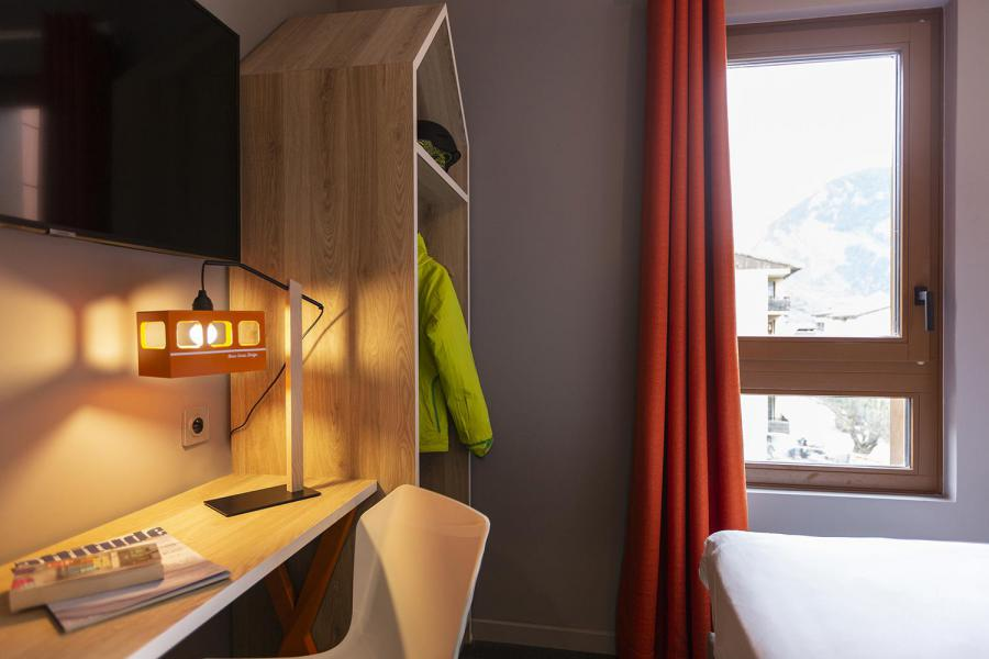 Wakacje w górach Hôtel Base Camp Lodge - Les Arcs - Biuro