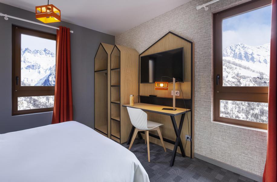 Vacances en montagne Hôtel Base Camp Lodge - Les Arcs - Bureau