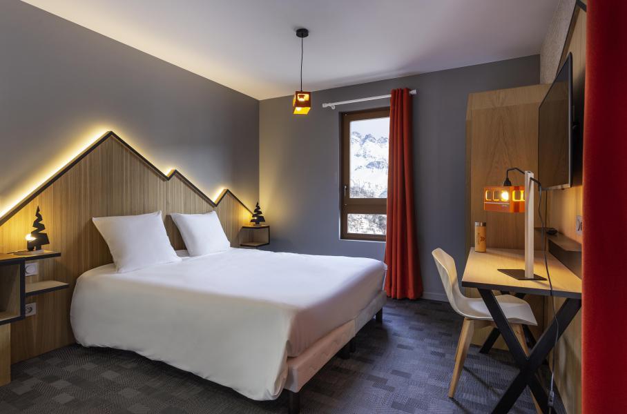 Vacances en montagne Hôtel Base Camp Lodge - Les Arcs - Chambre